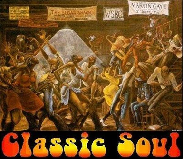 Classic soul 15 for Soulful house classics