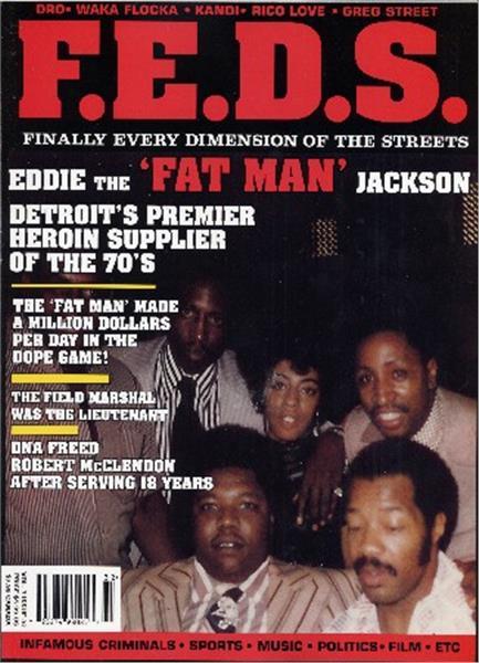 F E D S Magazine Vol 7 Issue 32