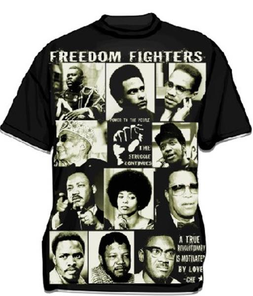 Freedom Fighters Tee Shirt