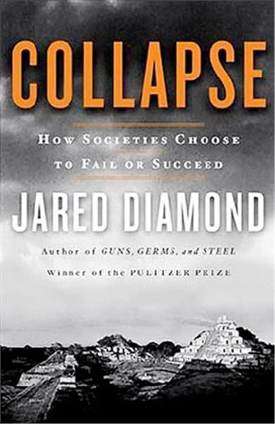 c ollapse by jared diamond essay